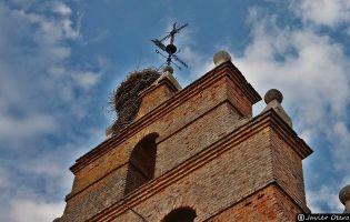 Iglesia - Riego del Camino