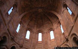Capilla Mayor - Monasterio de Granja de Moreruela