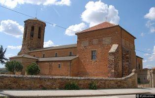 Iglesia - Barcial del Barco