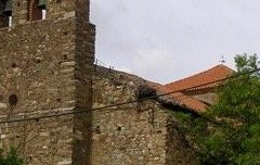 Iglesia - Torre del Valle