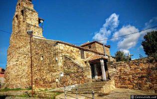 Iglesia - Coomonte de la Vega