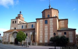 Iglesia - Nava de la Asunción