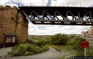 Puente de Hierro - Segovia