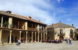Casas Porticadas Pedraza