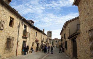 Iglesia de Pedraza - Pueblos con encanto