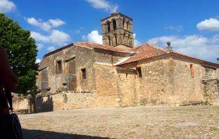 Qué ver en Pedraza - Iglesia de San Juan Bautista