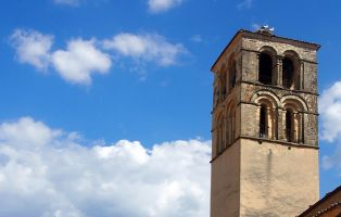 Románico en Segovia - Iglesia de Pedraza