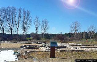 Yacimiento arqueológico - Santa Lucía