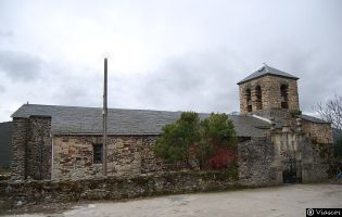 Iglesia de Oencia