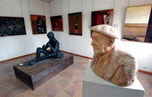 Qué visitar en Ayllón - Museo de Arte Contemporáneo - Segovia