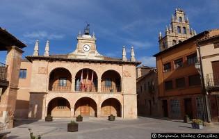 Qué ver en Ayllón y Alrededores - Ayuntamiento de Ayllón - Segovia