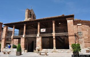 Románico en Segovia - Iglesia de San Miguel - Ayllón