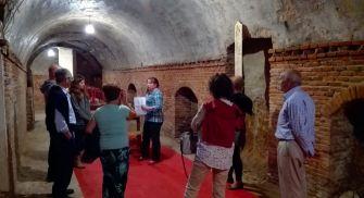 Visita guiada Bodegas subterráneas - Medina del Campo