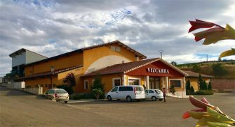 Visita Bodegas Vizcarra