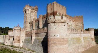 Visita Guiada Castillo de la Mota - Medina del Campo