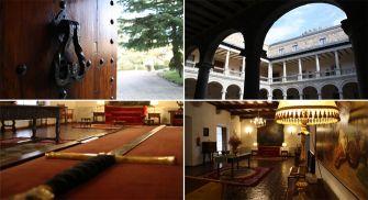 Visita Guiada Castillo Palacio de Magalia