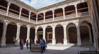 Visita Guiada Palacio de Avellaneda - Peñaranda de Duero