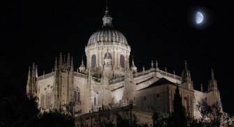 Visita nocturna Salamanca