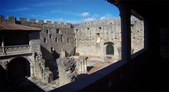 Visita Castillo de La Adrada