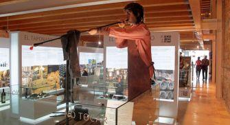 Que visitar en Peñafiel - Museo del vino