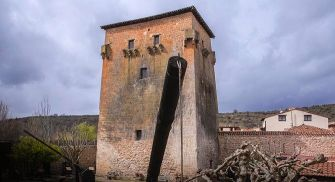 Visita Torreón Fernán González - Covarrubias