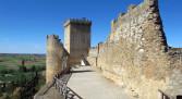 Visita Castillo de Peñaranda de Duero