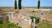 Parque arqueológico de Clunia