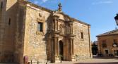 Portada del siglo XVIII - Iglesia de Vadocondes
