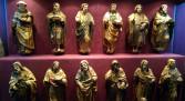 Apostolado de mediados del siglo XVI - Museo Iglesia de Vadocondes