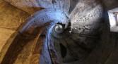 Escalera de caracol - Acceso a la torre del campanario