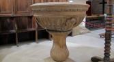 Pila bautismal - Obra renacentista del siglo XVI